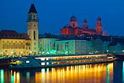 dreiflüsserundfahrten in Passau