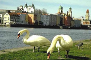 Urlaub in Passau